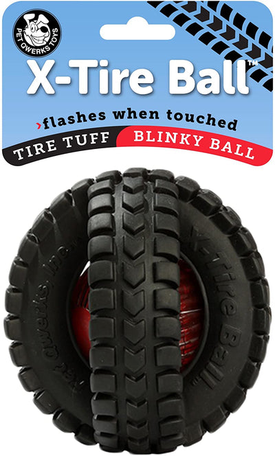 Tire Ball Interactive Toy