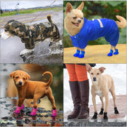 Waterproof  No Slip Rain Boots