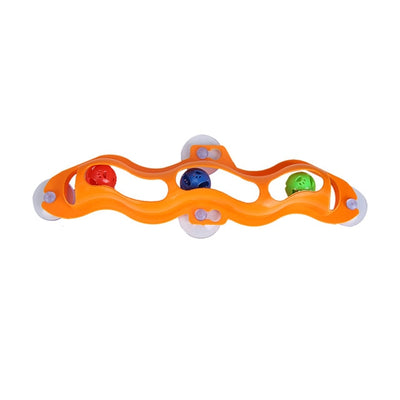 Balls in Tunnel Cat Toy