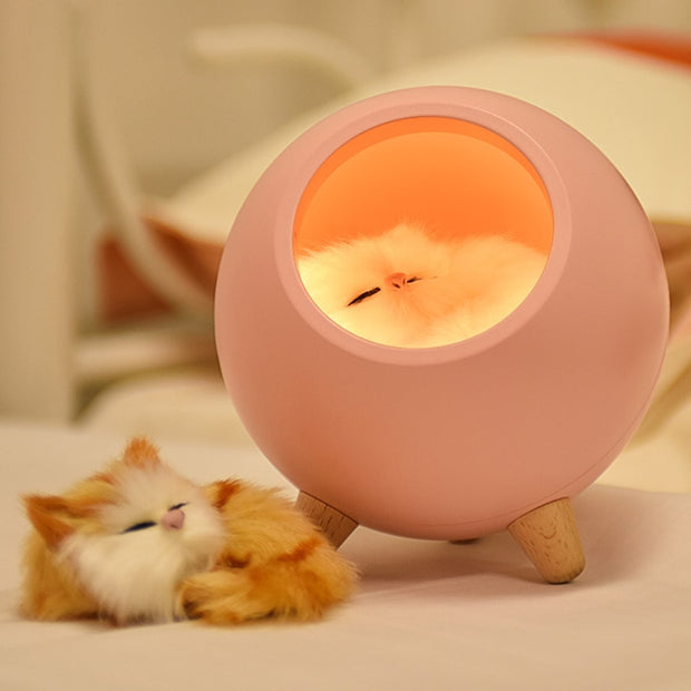 Touch Control Cat Light