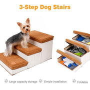 Foldable Storage Stairs