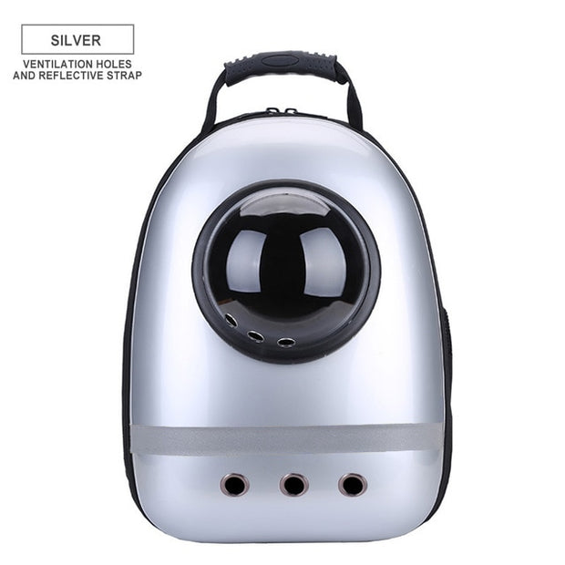 Breathable Pet Window Travel Bag