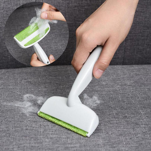 Reusable Cloth Pet Hair Removal Brush
