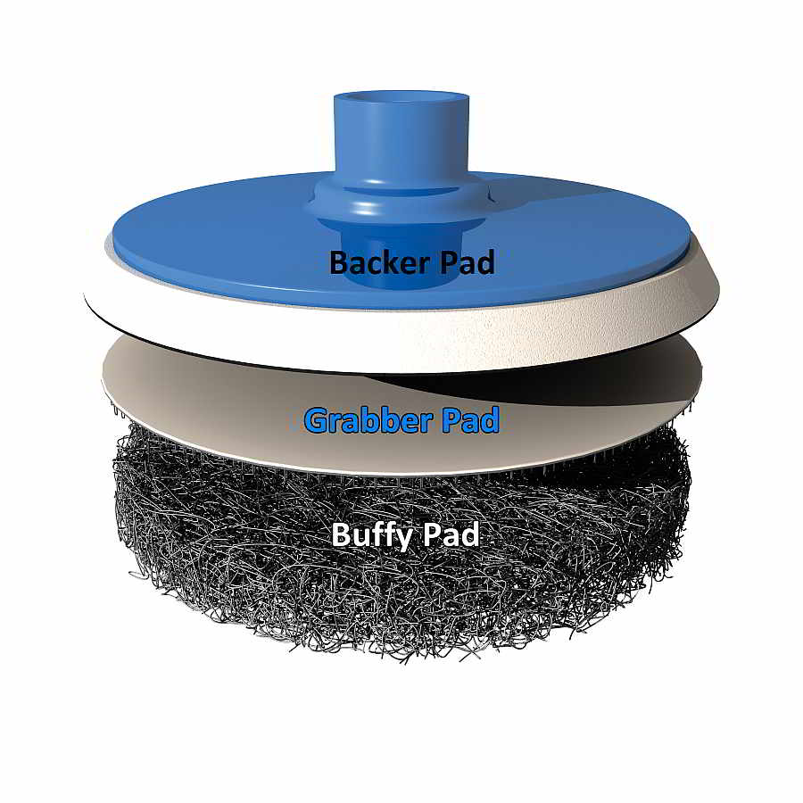 Buffy Pad System
