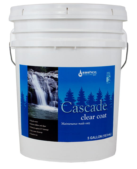 Cascade Clear Coat - 5gallon