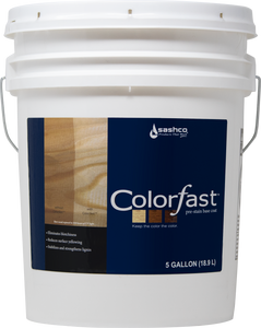 Colorfast 5 Gallon Pail - Pre-Stain Base Coat for Wood