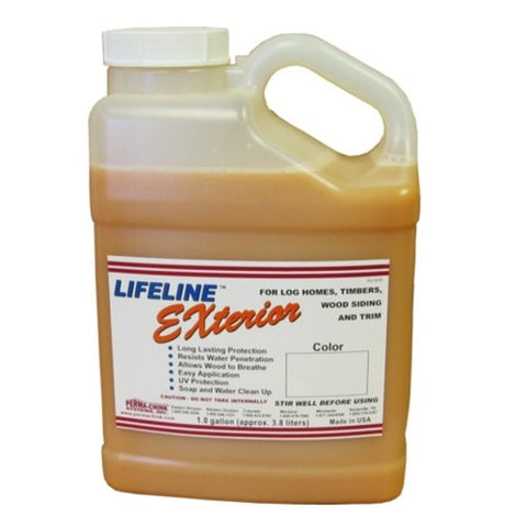 Lifeline Exterior Stain 1Gallon