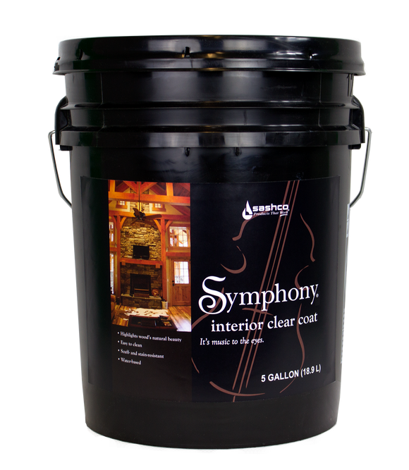 Symphony Clear Coat - 5gallon