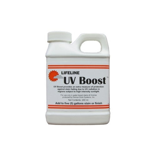 UV Boost for 5 Gallons of Finish