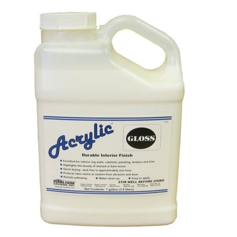 Lifeline Acrylic 1gallon pail