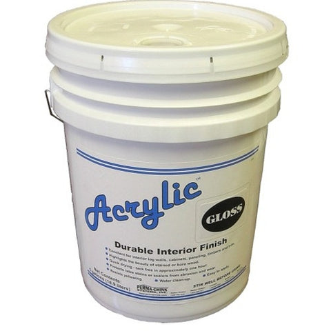 Lifeline Acrylic 5gallon pail