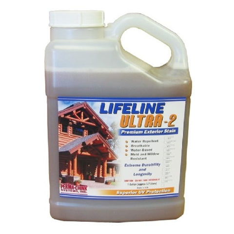 Lifeline Ultra-2   Exterior Stain 1Gallon