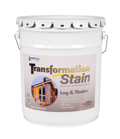 Transformation Log & Timber - 5 gallon pail