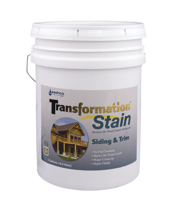 Transformation Siding & Trim - 5 Gallon Pail