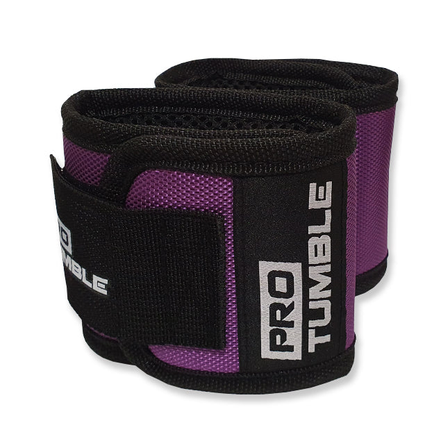 PRO Tumble ankle magnets purple