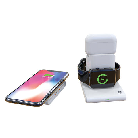 wireless charging, 3in1 charger, iPhone charger