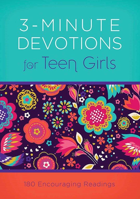 3 - Minute Devotions for Teen Girls