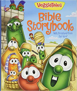 VeggieTales Bible Storybook: With Scripture from the NIrV
