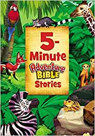 5 Minute Adventure Bible Stories
