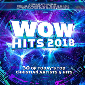 Wow Hits 2018 (2 CD) - Audio CD