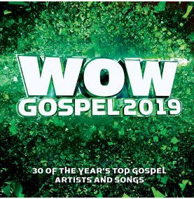 Wow Gospel 2019 - Audio CD