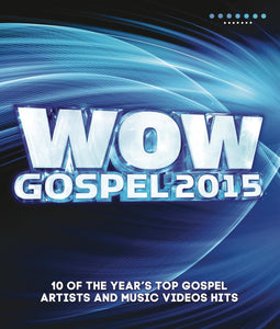 Wow Gospel 2015 - DVD Music
