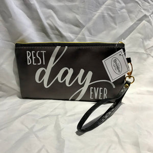 Best Day Ever Makeup/Pencil Case