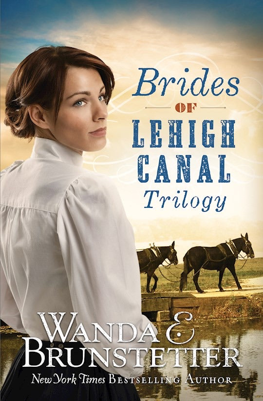 Brides Of Lehigh Canal Trilogy (3-In-1)