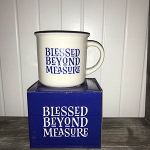 Blessed Beyond Measure - Mug