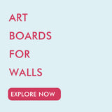 WALL ART BOARDS FOR HOME