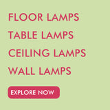 DESIGNER LAMPS FOR HOME