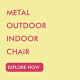 INDOOR OUTDOOR DESIGNER CHAIRS