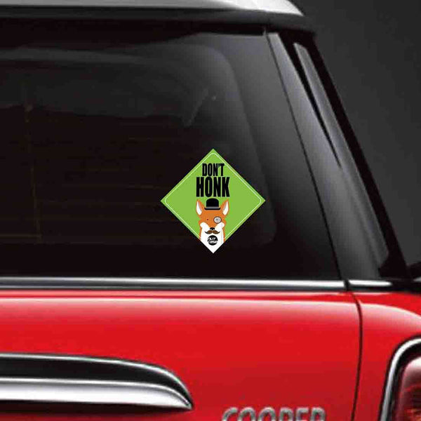 Car And Bike Bumber Sticker