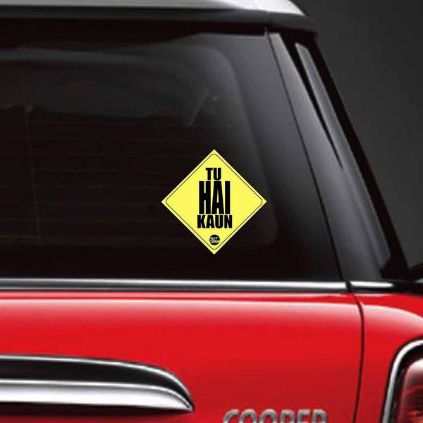 Car And Bike Bumber Sticker Online in india