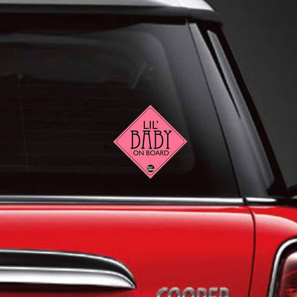Nice Car Bumber Sticker Online in India