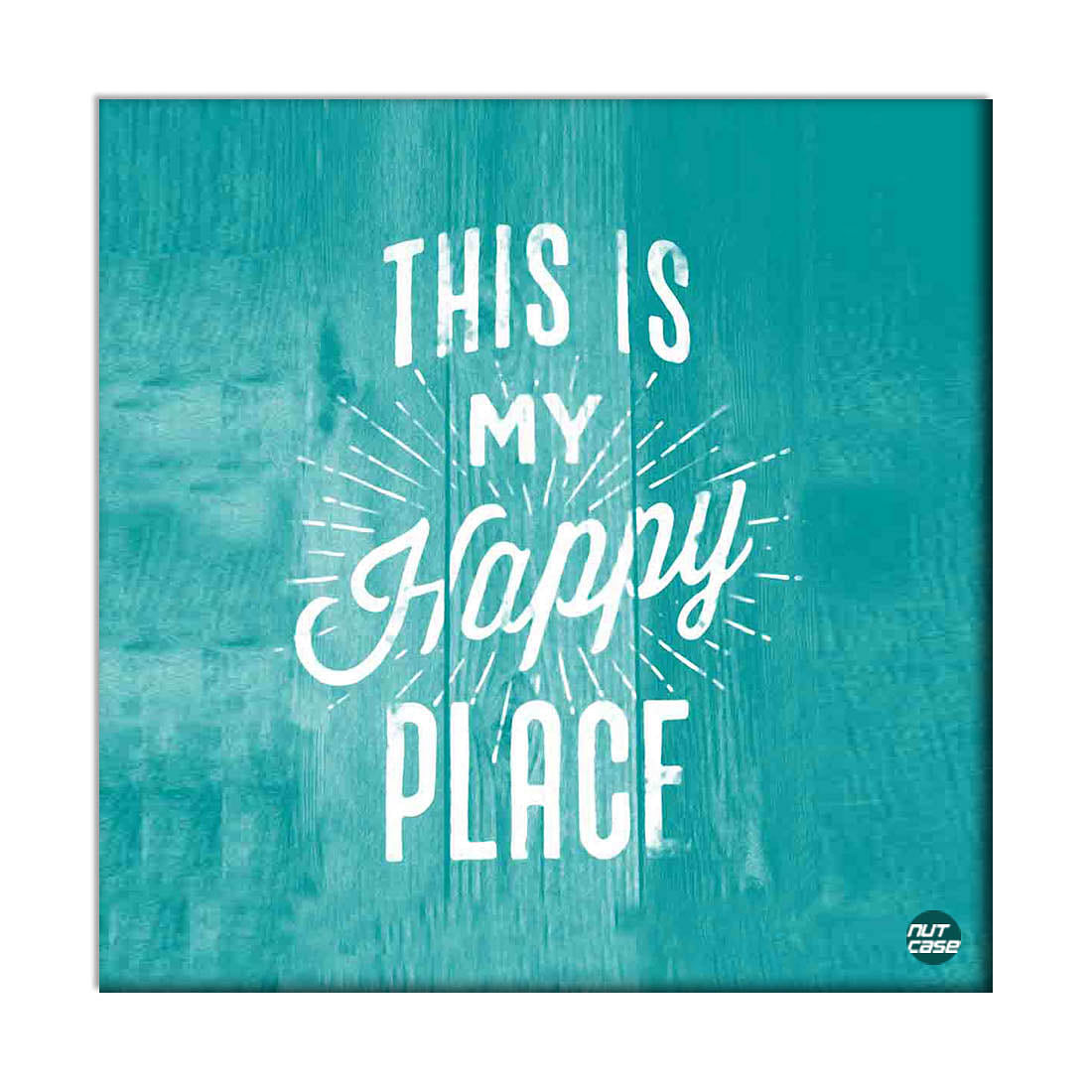 Wall Art decor -  This Is My Happy Place