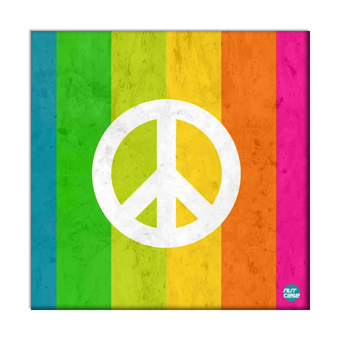 Wall Art Decor Panel For Home - Peace