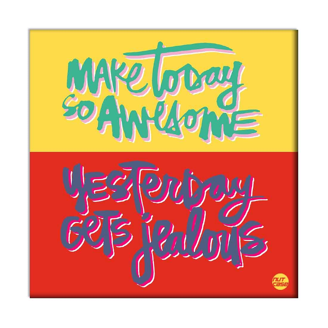 Wall Art Decor Panel For Home - Make Today Awesome