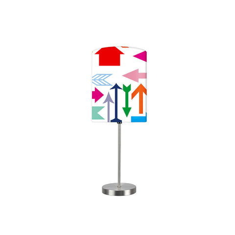 Kids Room Night Lamp - Rainbow Arrows