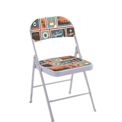 Folding Chair For Living Room Balcony Terrace   - Express Coffee