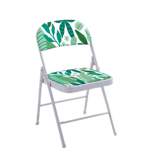 Folding Chair For Living Room Balcony Terrace  - Tropical Trending Vibes