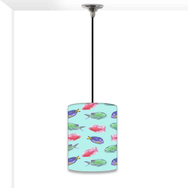 Ceiling Hanging Pendant Lamp Shade - Sweet Fishes