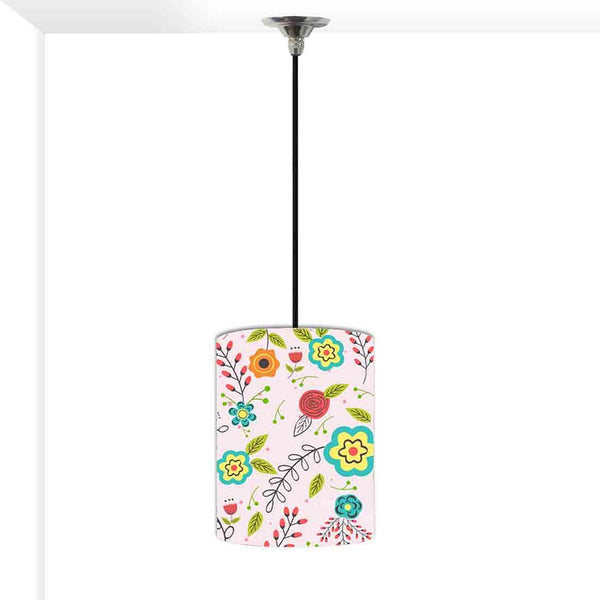 Ceiling Hanging Pendant Lamp Shade - Flower Collection