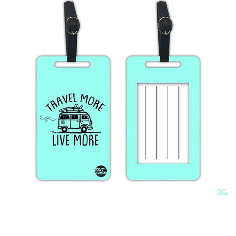 Nutcase Luggage tags