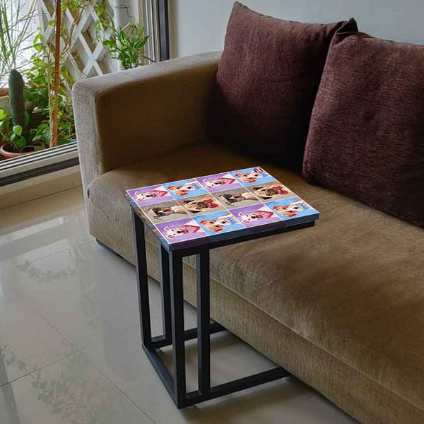 Buy Designer Sofa Side Table Online