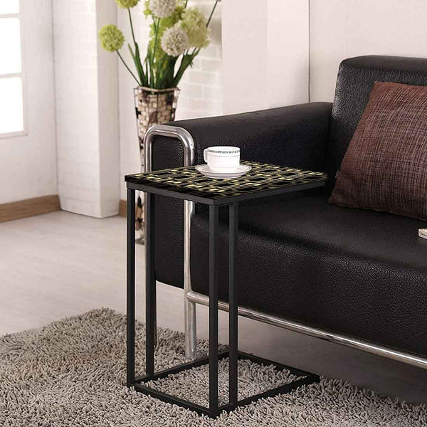C Shaped End Table For Sofa Online
