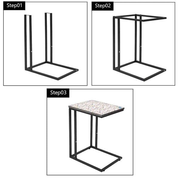 Buy C Shaped Laptop Table for Children Online