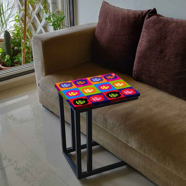 Buy C Shaped Side Table For Sofa Online