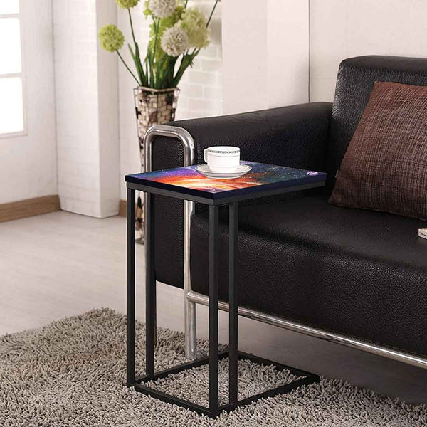Beautiful C Shaped End Table Online
