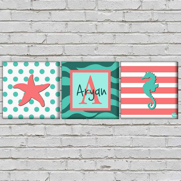 Custom Nursery Wall Art